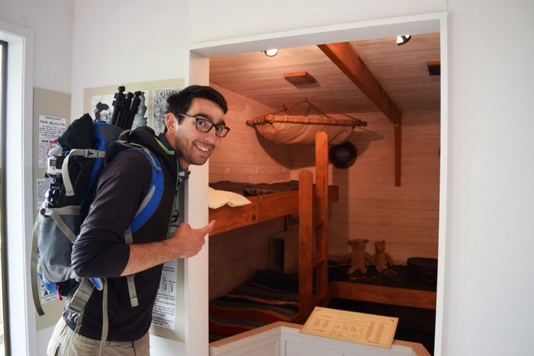 Opotiki Museum in the Bay of Plenty - Day 279