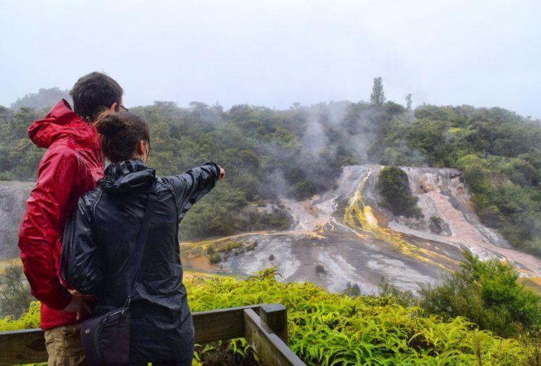 Orakei Korako: The Hidden Gem of New Zealand Geothermal Parks - Day 288