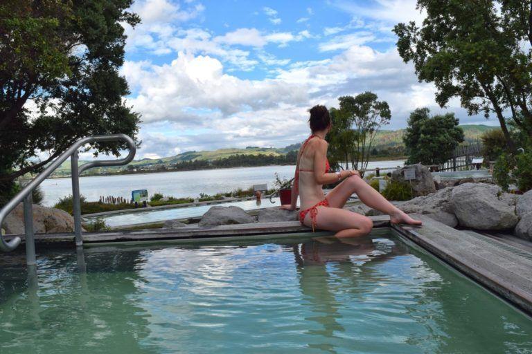 Polynesian Spa Hot Springs in Rotorua - Day 286, Part 2