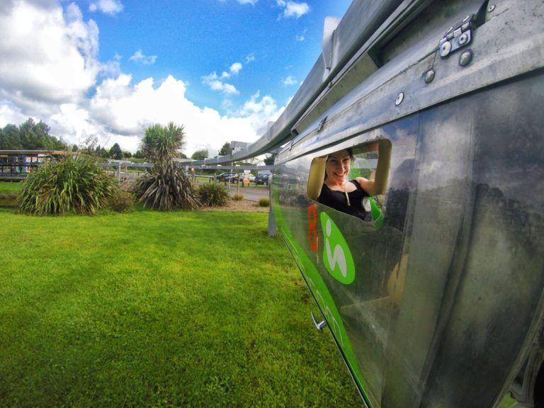 Crazy Extreme Activities at Velocity Valley Rotorua - Day 286, Part 1