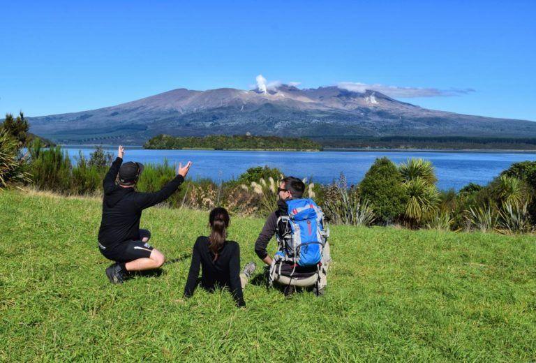 A Day in Turangi: Lake Rotopounamu & The Birthplace of the Haka - Day 307