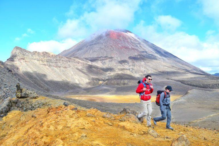 Tongariro Crossing Guided Hike - Day 311