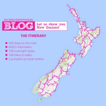 The Itinerary of New Zealand's Biggest Gap Year