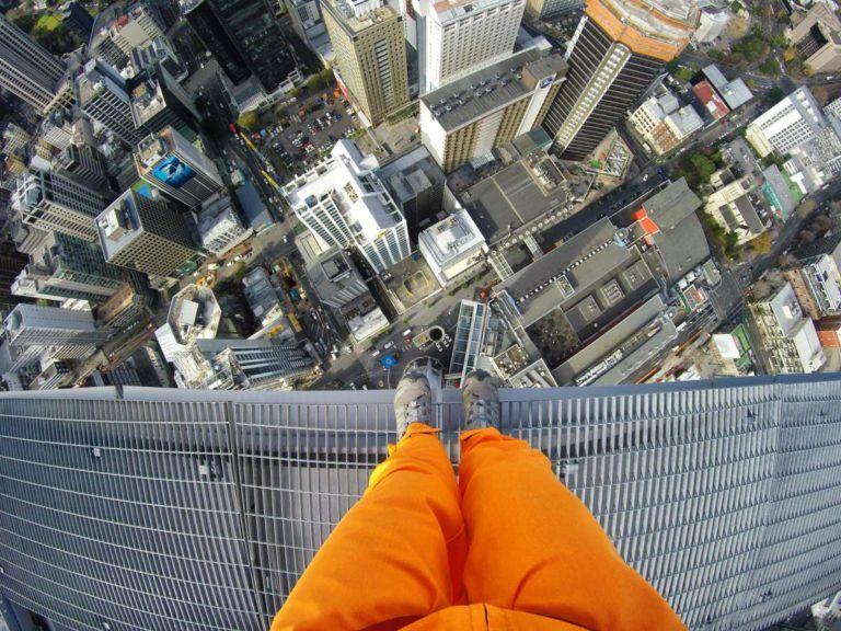 Skyjump & Skywalk in Auckland - Day 365, Part 1