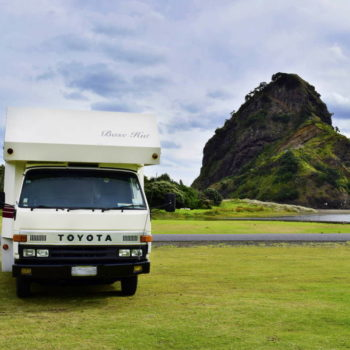 Getting a Campervan in New Zealand