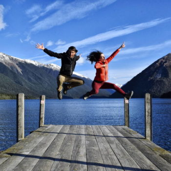 Nelson Lakes National Park  Guide for Backpackers