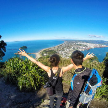 Tauranga and Mt Maunganui  Guide for Backpackers