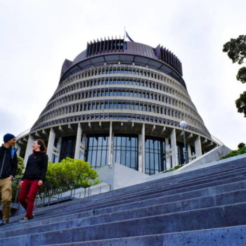 Wellington City  Guide for Backpackers