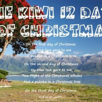 The Kiwi 12 Days of Christmas