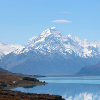 10 Largest Lakes in New Zealand