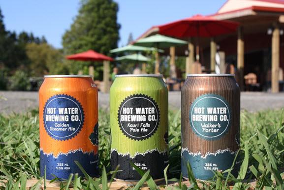 Hot Water Brewing Co