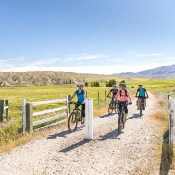 Mountain Biking in the Catlins and Clutha District