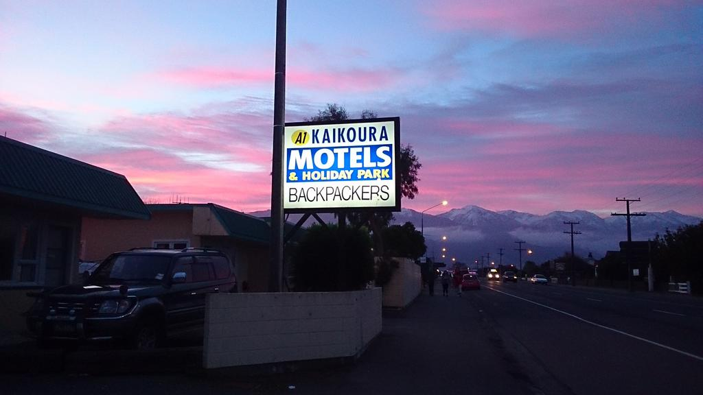 A1 Kaikoura Motel & Holiday Park
