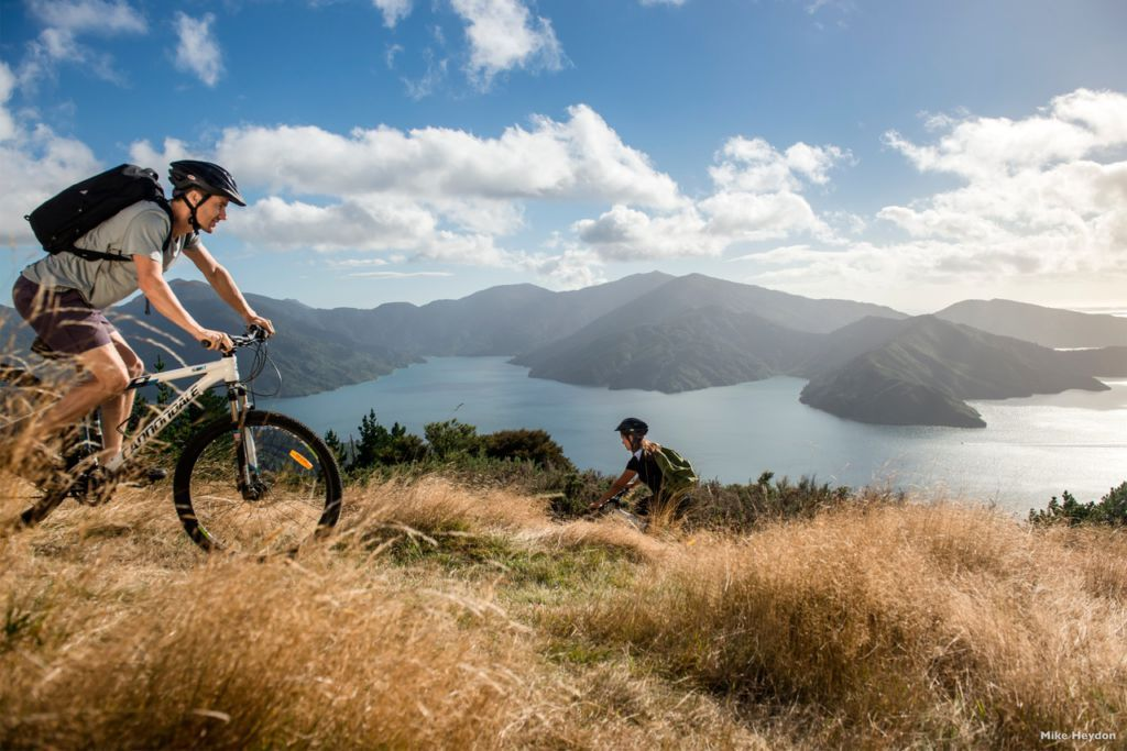 Mike Heydon - Tourism NZ