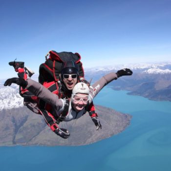 Adrenaline Activities in New Zealand