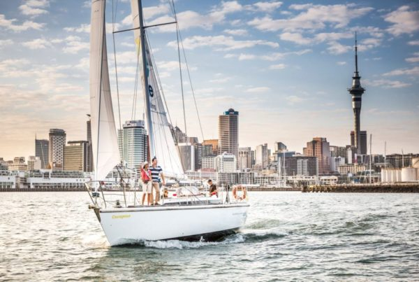 Todd Eyre on Auckland Tourism