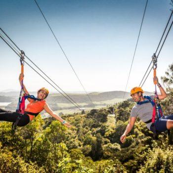 10 Best Places to Zipline in New Zealand