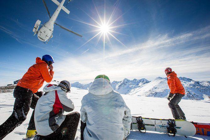 Alpine Heli-Ski Queenstown