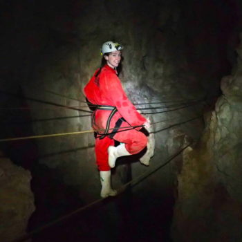 Black Odyssey: Caving in the Waitomo Underworld