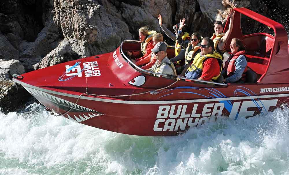 Buller Canyon Jet