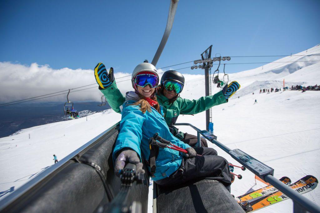 Ruapehu Alpine Lifts