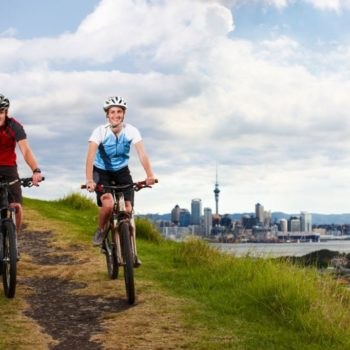 Mountain Biking in Auckland