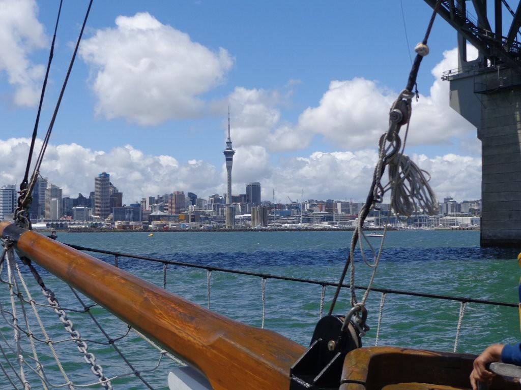 Maritime Harbour Cruise, Auckland