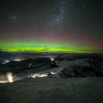 How to Photograph Aurora Australis (The Southern Lights)