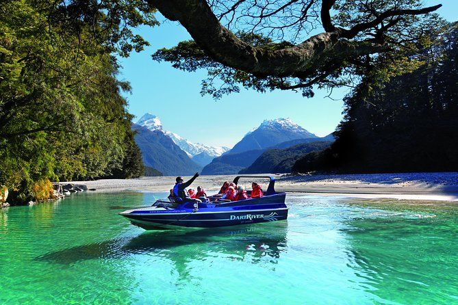 Dart River Wilderness Jet