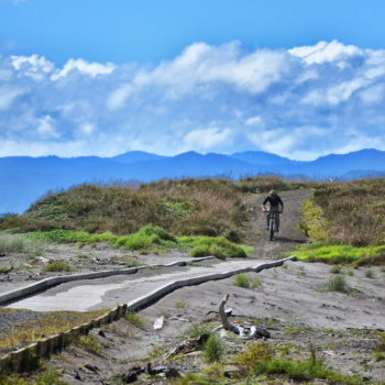 The 3 Motu Trails: Bike Trails in Eastland & Bay of Plenty