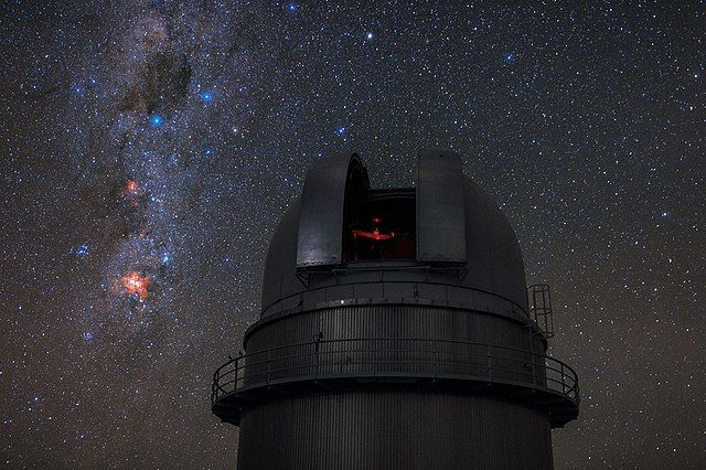 European Southern Observatory on Wikipedia