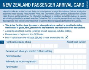 New Zealand Customs Service