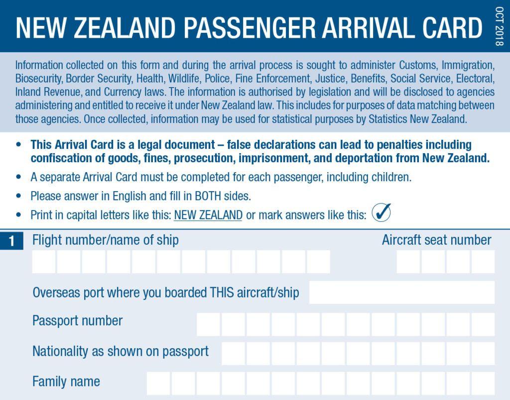 New Zealand Customs Service