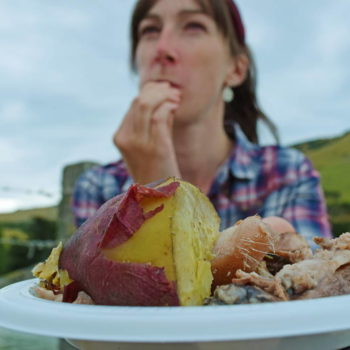 Why Every Backpacker in New Zealand Should Cook With Kumara