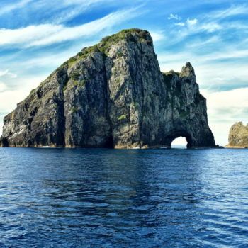 Cruising the Bay of Islands and the Hole in the Rock