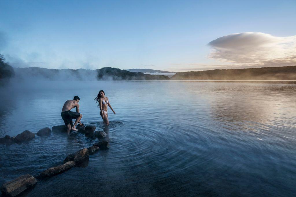 Tourism New Zealand - Julian Aspe