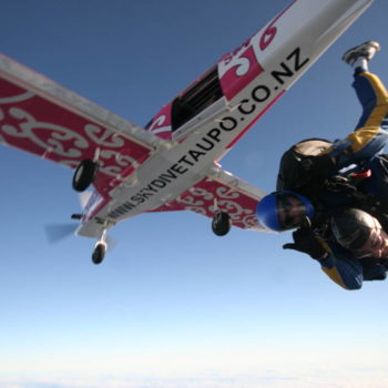 12 Places to Tandem Skydive in New Zealand