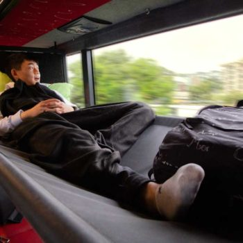 9 Things We Love About the New Sleeper Buses