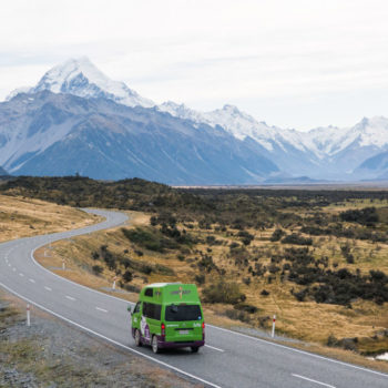 The Best Affordable Campervan Rentals in New Zealand