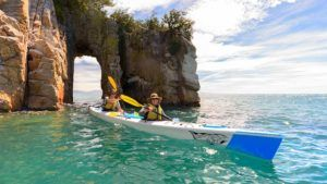 Kane Hartill, Golden Bay Kayaks - Nelson Tasman