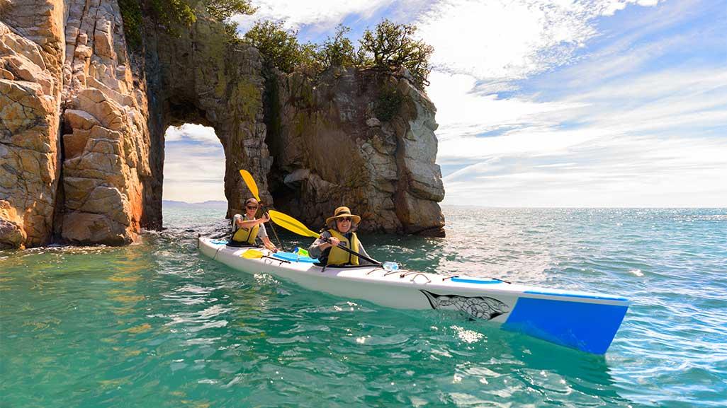 Kane Hartill, Golden Bay Kayaks - Nelson Tasman