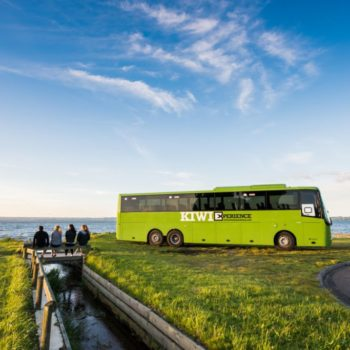 How to Budget for a Hop-On Hop-Off Bus Trip Around New Zealand