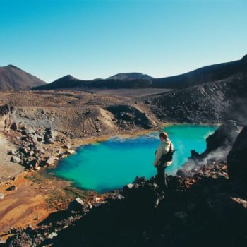 Tongariro National Park  Guide for Backpackers