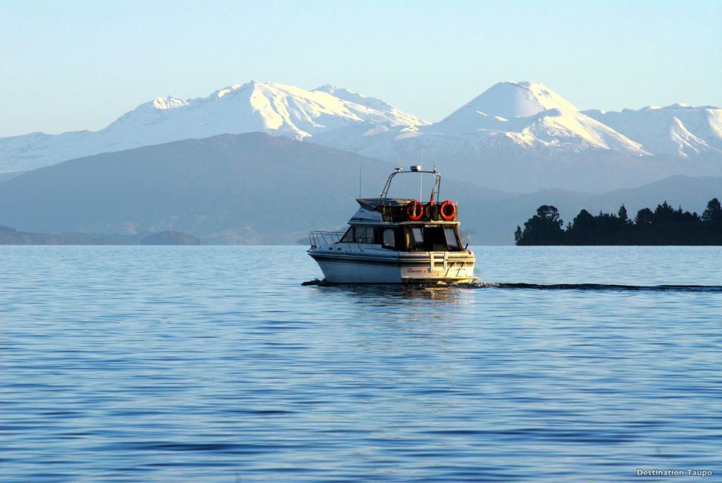 Tourism NZ - Destination Lake taupo