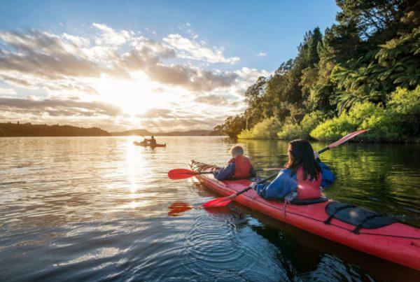 Julian Apse on Tourism NZ
