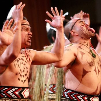 The Maori Haka: Its Meaning & History