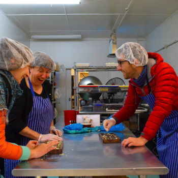 Making Our Own Chocolate in Invercargill
