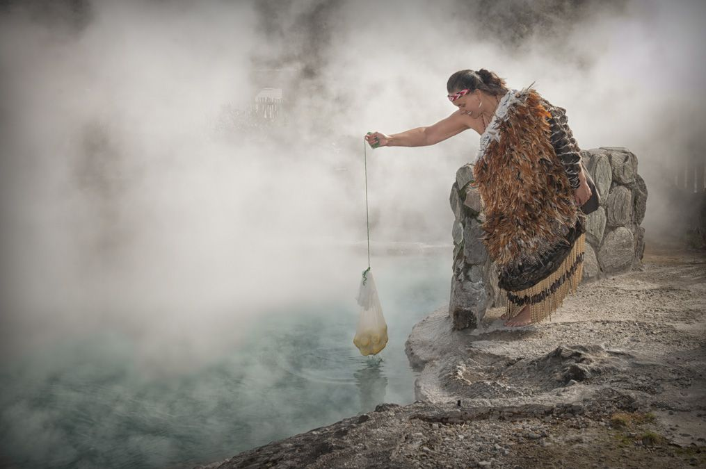 Rotorua NZ Tourism