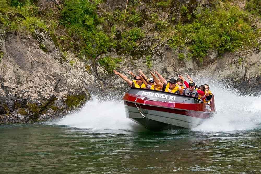 Motu River Jet
