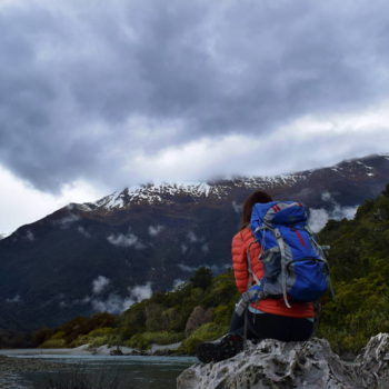 Mt Aspiring National Park  Guide for Backpackers
